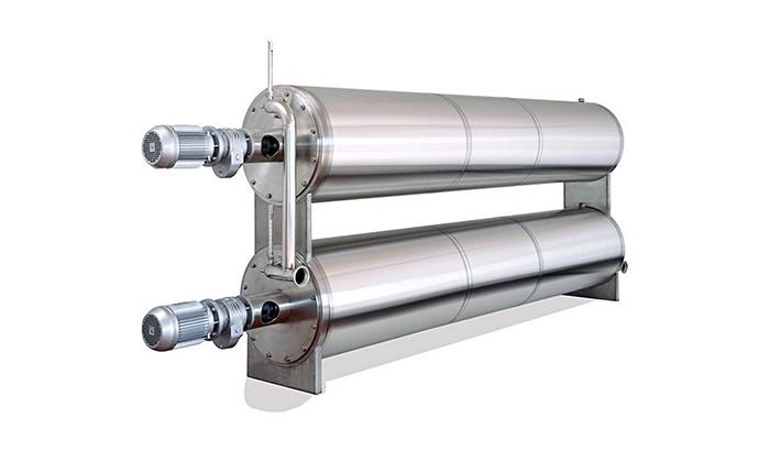 Scraper heat exchanger